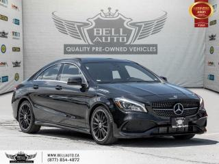 Used 2018 Mercedes-Benz CLA-Class CLA 250, AMG PKG, AWD, Navi, RearCam, Pano, B.spot for sale in Toronto, ON