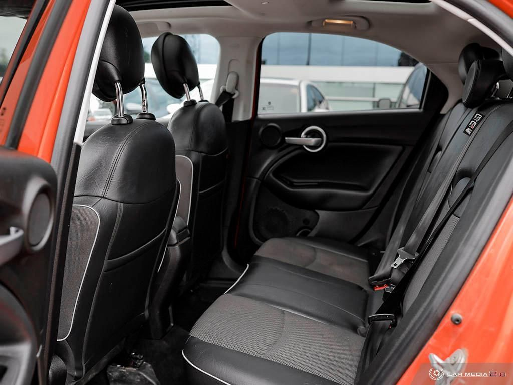 2017 Fiat 500 X Trekking