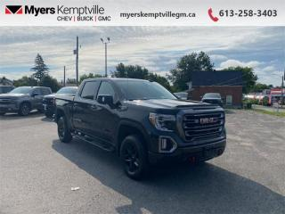 Used 2020 GMC Sierra 1500 AT4 CarbonPro  - Low Mileage for sale in Kemptville, ON