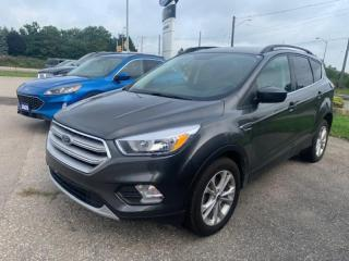 Used 2018 Ford Escape SE for sale in New Hamburg, ON