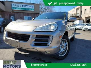 Used 2008 Porsche Cayenne AWD 4dr S for sale in St. Catharines, ON