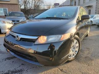 Used 2006 Honda Civic Sdn 4dr DX-G Auto for sale in St. Catharines, ON