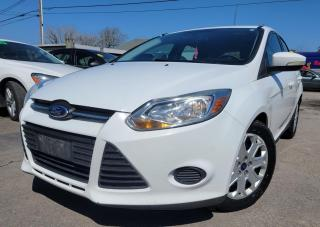 Used 2014 Ford Focus 5DR HB SE for sale in St. Catharines, ON