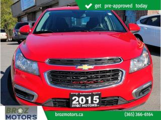 Used 2015 Chevrolet Cruze 4dr Sdn Man 1LT for sale in St. Catharines, ON