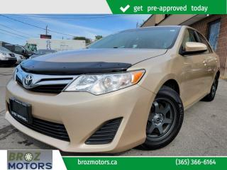 Used 2012 Toyota Camry 4dr Sdn I4 Auto LE for sale in St. Catharines, ON