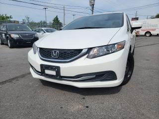 Used 2015 Honda Civic Sedan 4dr Man LX for sale in St. Catharines, ON