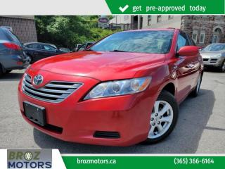 Used 2007 Toyota Camry HYBRID 4dr Sdn for sale in St. Catharines, ON