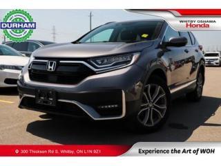 Used 2020 Honda CR-V Touring | CVT | Navigation for sale in Whitby, ON