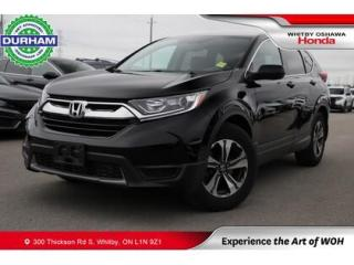 Used 2019 Honda CR-V LX 2WD   CVT   Android Auto/Apple CarPlay for sale in Whitby, ON