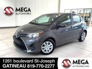 Used 2017 Toyota Yaris LE for sale in Gatineau, QC
