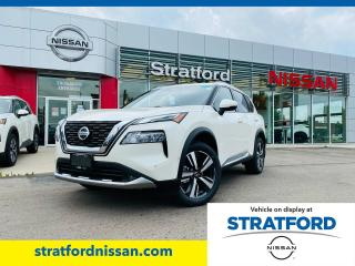 New 2021 Nissan Rogue Platinum for sale in Stratford, ON