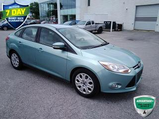 Used 2012 Ford Focus | KEYLESS ENTRY | KEYLESS ENTRY | CLOTH | HEATED SEATS | for sale in Barrie, ON