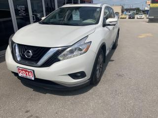 Used 2016 Nissan Murano for sale in Chatham, ON