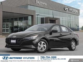 New 2021 Hyundai Elantra Essential IVT for sale in Barrie, ON