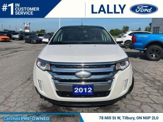 Used 2012 Ford Edge Limited, One Owner, Local Trade!! for sale in Tilbury, ON
