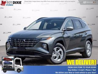 New 2022 Hyundai Tucson Preferred AWD for sale in Mississauga, ON