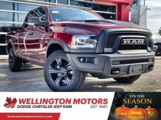 New 2021 RAM 1500 Classic Warlock for sale in Guelph, ON