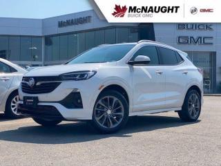 New 2021 Buick Encore GX Essence AWD for sale in Winnipeg, MB