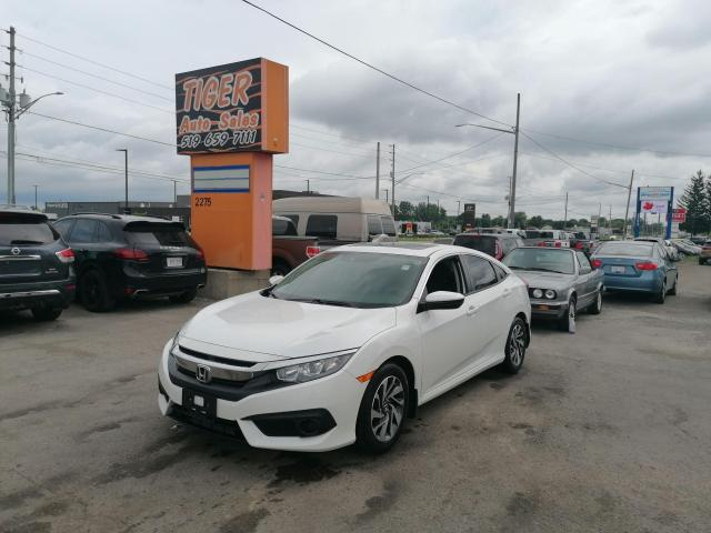 2018 Honda Civic EX*ALLOYS*SUNROOF*TOUCH SCREEN*ONLY 31KMS*CERT