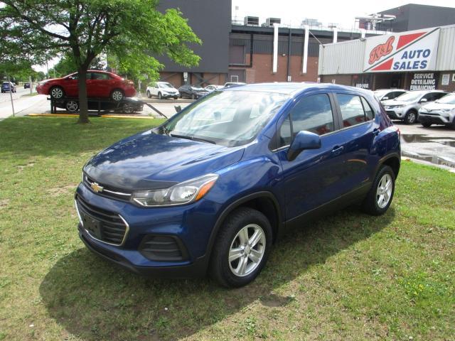 2017 Chevrolet Trax LS ~ AWD ~ REAR CAMERA ~ BLUETOOTH ~ ACCIDENT FREE