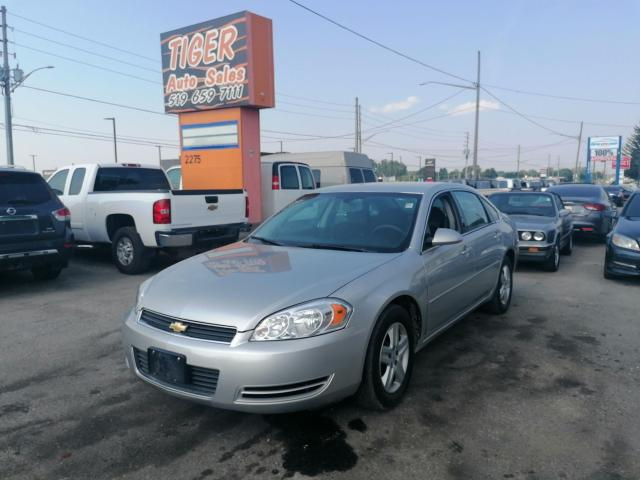 2006 Chevrolet Impala LS*ONLY 98KMS*CLEAN CAR*DRIVES GREAT*LOW KMS*CERT