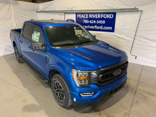 New 2021 Ford F-150 XLT for sale in Peace River, AB