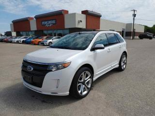 Used 2013 Ford Edge SPORT for sale in Steinbach, MB