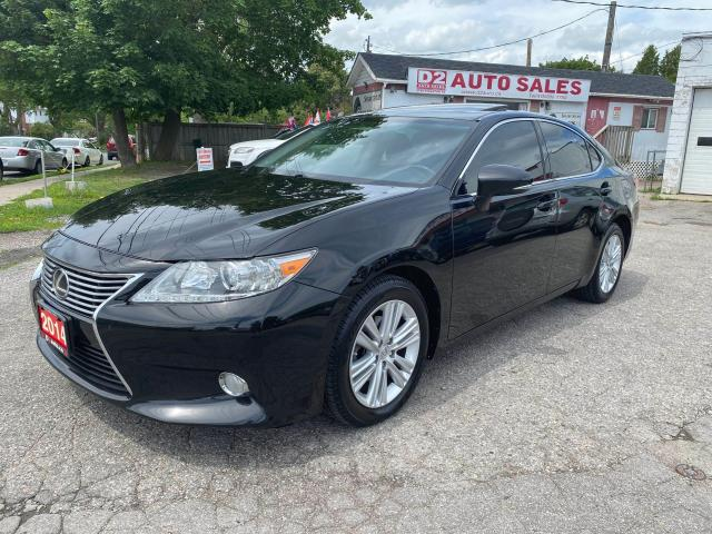 2014 Lexus ES 350 Automatic/Leather/Roof/Bluetooth/Comes Certified