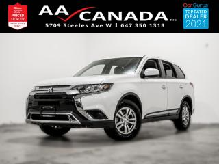 Used 2019 Mitsubishi Outlander AWC for sale in North York, ON