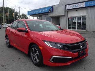 Used 2021 Honda Civic LX HEATED SEATS, BACKUP CAM, APPLE CARPLAY!! for sale in Kingston, ON