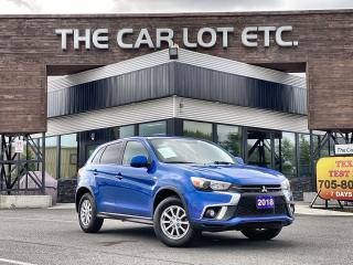 Used 2018 Mitsubishi RVR 4x4!! HEATED SEATS!! BACK-UP CAMERA!! for sale in Sudbury, ON