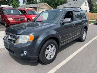 Used 2009 Ford Escape XLT for sale in Hamilton, ON