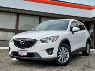Used 2015 Mazda CX-5 GS SUNROOF | BSM | BACKUP CAMERA | HEATED SEATS for sale in Waterloo, ON