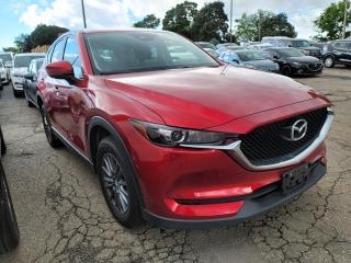 Used 2017 Mazda CX-5 GS NAVI | BSM | Backup Camera | Heated Steering for sale in Waterloo, ON