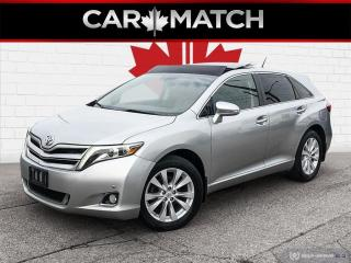 Used 2015 Toyota Venza LIMITED / AWD / LEATHER / ROOF / LOADED for sale in Cambridge, ON