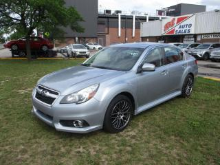 Used 2014 Subaru Legacy w/Touring Pkg ~ RARE 6 SPEED ~ SUNROOF ~ BLUETOOTH for sale in Toronto, ON