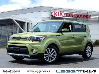 Used 2017 Kia Soul EX+ / CAMERA/HEATED SEATS/BLUETOOTH/POWER PACKAGE for sale in Burlington, ON
