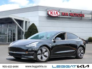 Used 2019 Tesla Model 3 Long Range / UP TO 560 KMS RANGE/CLEAN CAR FAX/AUTO PILOT/NAV/BLUETOOTH/ MUCH MORE! for sale in Burlington, ON
