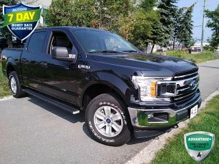 Used 2018 Ford F-150 XLT | CLEAN CARFAX | ONE OWNER | CLOTH BENCH | ALLOYS | for sale in Barrie, ON