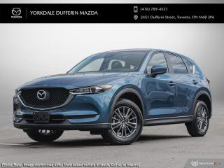 New 2021 Mazda CX-5 GX for sale in York, ON