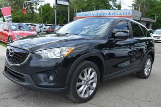 Used 2015 Mazda CX-5 GT for sale in Richmond Hill, ON