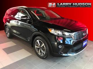 Used 2019 Kia Sorento 3.3L EX AWD | Leather | V6 | 7 Passenger for sale in Listowel, ON