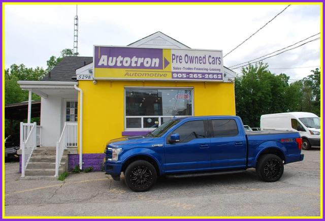 2018 Ford F-150 2018 Ford F150 Lariat