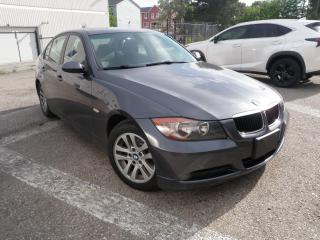 Used 2008 BMW 3 Series 323i for sale in Toronto, ON
