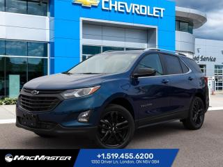 New 2021 Chevrolet Equinox LT TURBO   SPORT EDITION   AWD   POWER SUNROOF   NAVIGATION   HEATED SEATS for sale in London, ON