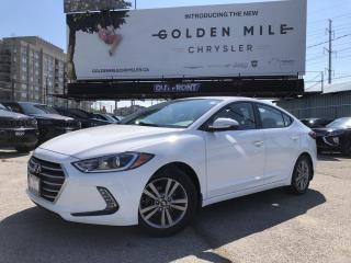 Used 2018 Hyundai Elantra GL Blind Spot Monitoring, Back up Camera, Sunroof for sale in North York, ON