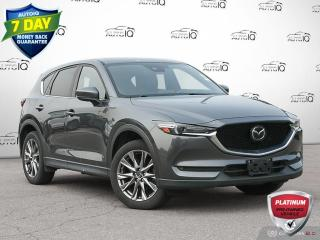 Used 2019 Mazda CX-5 Signature Awd | Leather | Sunroof !! for sale in Oakville, ON