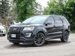 Used 2017 Ford Explorer XLT for sale in Stouffville, ON