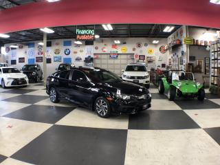 Used 2017 Honda Civic EX AUT0 P/SUNROOF A/C BACKUP CAMERA 87K for sale in North York, ON