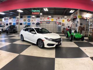 Used 2018 Honda Civic SE AUT0 A/C SUNROOF APPLE CARPLAY CAMERA 81K for sale in North York, ON